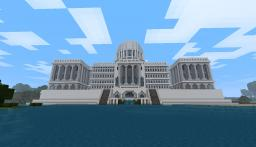 Capitol Building Minecraft Project