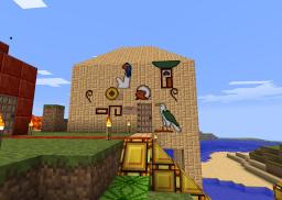 Ancient Egyption texture pack 1.6.6