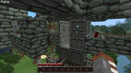 *outdated* Minecraft Piston Elevator 1.7_2 *outdated* Minecraft Map & Project