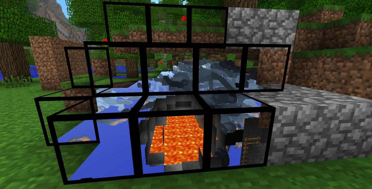 Cave Block