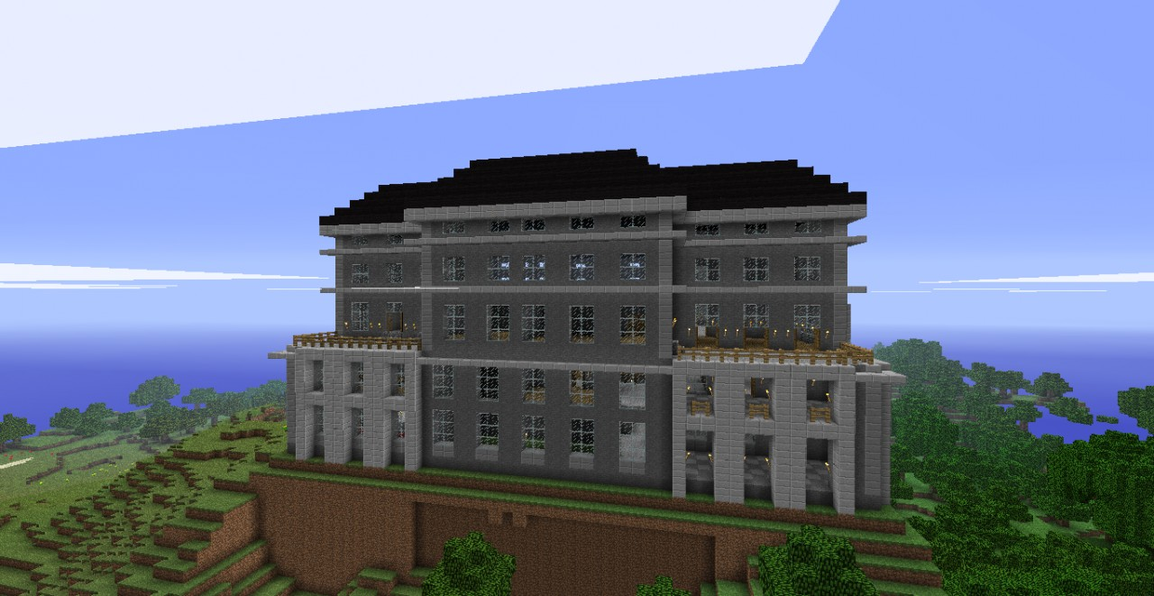 Giant Mansion/house/manor/home