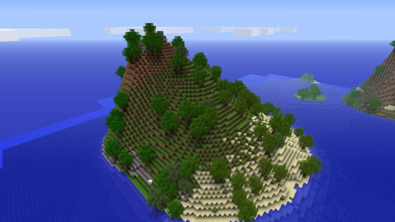 Island again