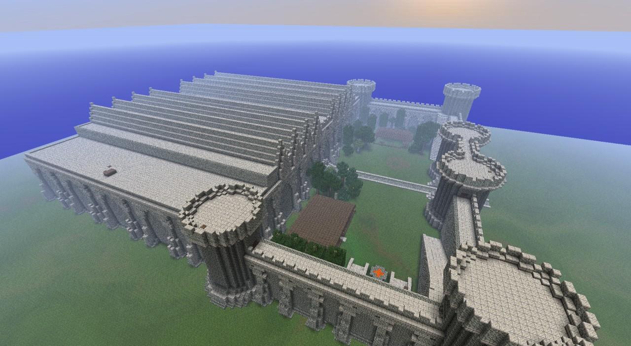Castle Oblivion Minecraft Battlehorn Castle Oblivion