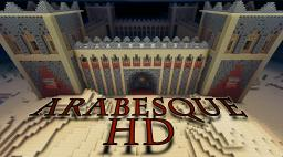 Arabesque HD Minecraft Texture Pack