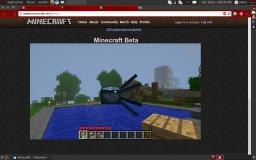 Its still there! Minecraft Map & Project