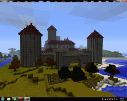 Palace Capitol Minecraft Map & Project