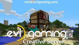 EVL Gaming Freebuild/creative Minecraft Server
