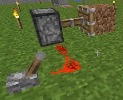The piston exploit on 1.7_02. Minecraft Blog