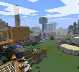Omega's Minecraft Server
