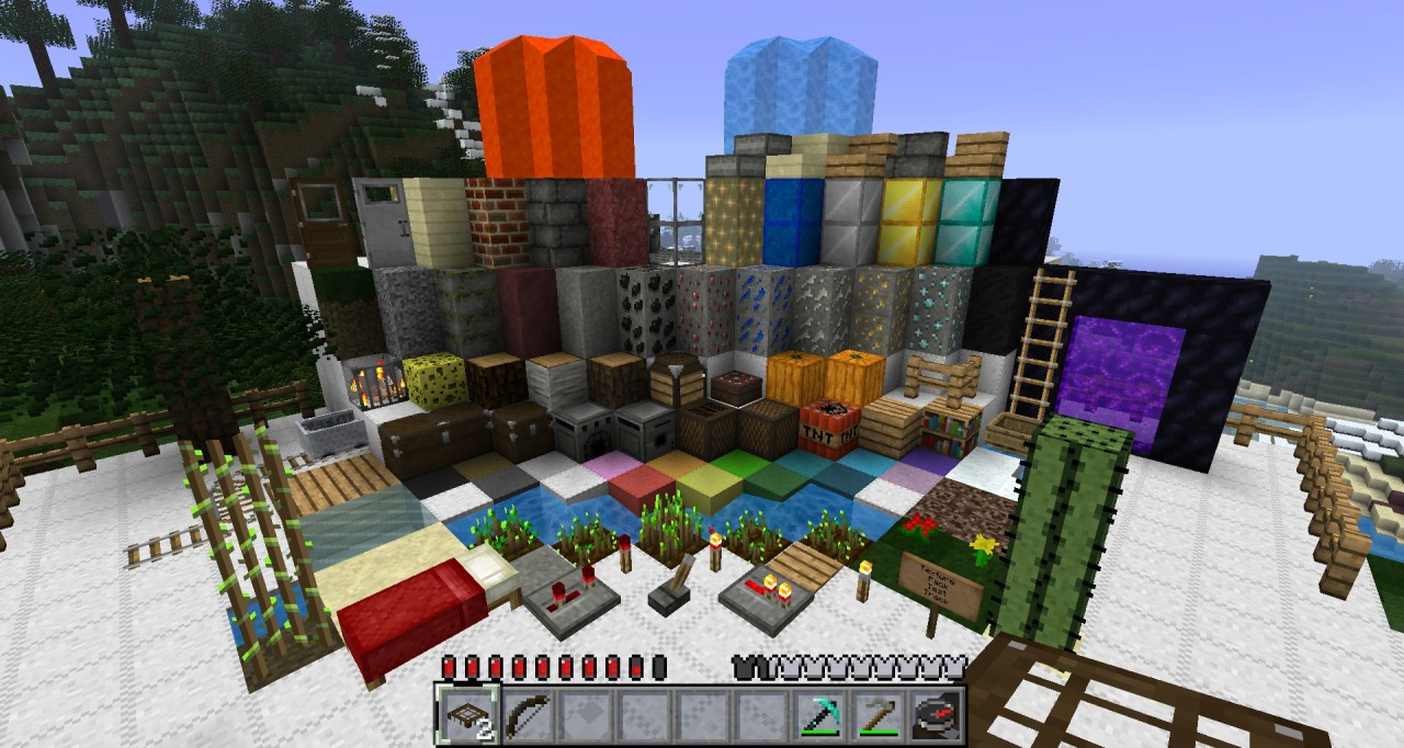 Minecraft texture pack for 1.5 Minecraft Texture Pack: www.planetminecraft.com/texture_pack/minecraft-texture-pack-for-15