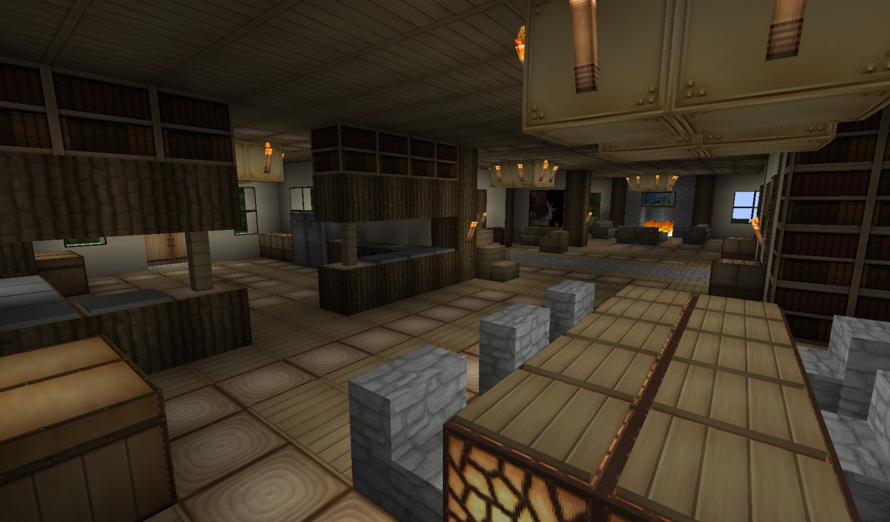 A House on a Hill Remake, READ UPDATE LOG Minecraft Map