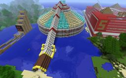 Space Mountain (Disney Land) Minecraft Map & Project