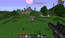 StraightShot - A way to make bows act like guns! Minecraft Mod