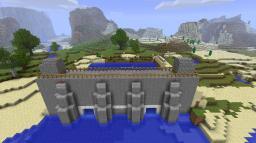 Minecraft DAM (watergate) Minecraft Map & Project