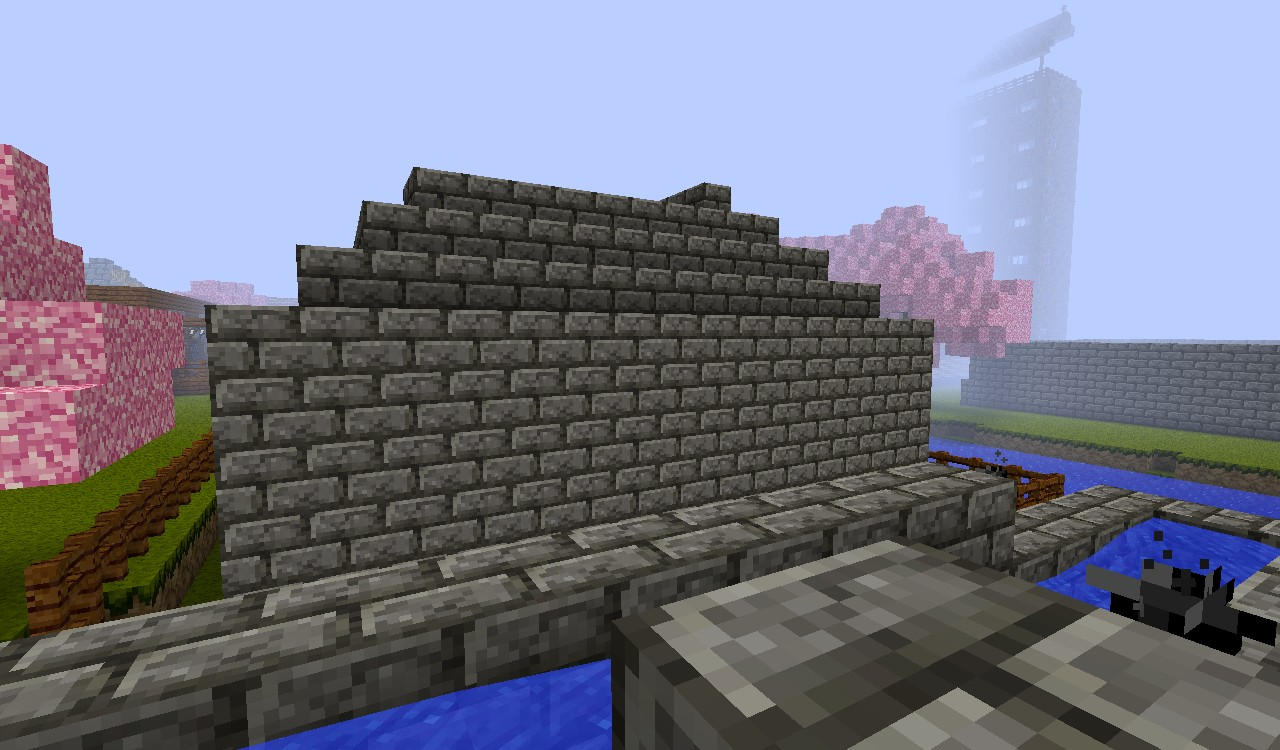 The Back Of The Zoo XD
