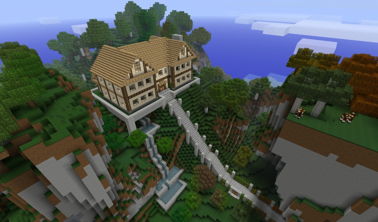A House On A Hill Remake Read Update Log Minecraft Project