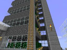 Automated Cactus Farm Minecraft Map & Project
