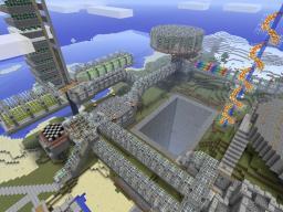 My Super Awesome World (TajLand) Minecraft Map & Project