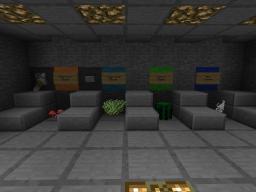 Rewnewable Item Dispenser Minecraft Map & Project