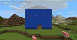 Lapiz House Minecraft Map & Project