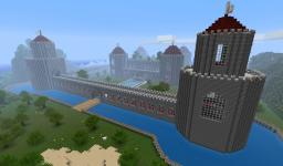 Epic Minecraft Castle!!!