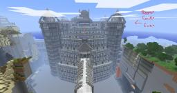 Biggest castle Minecraft Project
