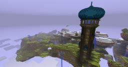 Persian Tower Minecraft Map & Project