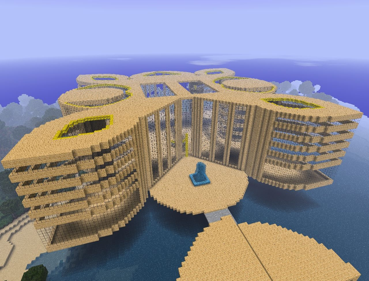 Building Commands For Minecraft