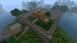 Single Player World Minecraft Map & Project