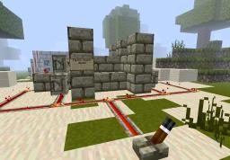 Piston Mechanics Minecraft Map & Project