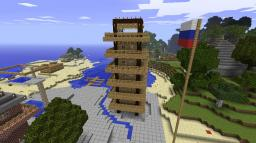 Chinese building Minecraft Map & Project