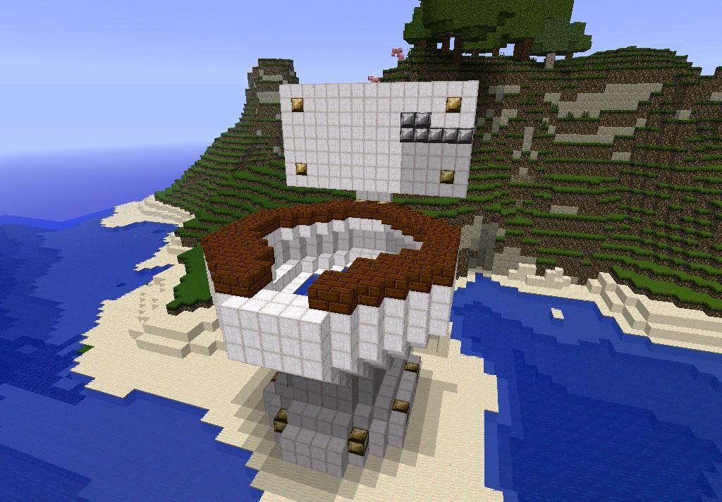 Minecraft Giant Toilet Online Image Arcade
