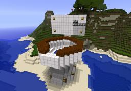 Giant Toilet! Minecraft Map & Project