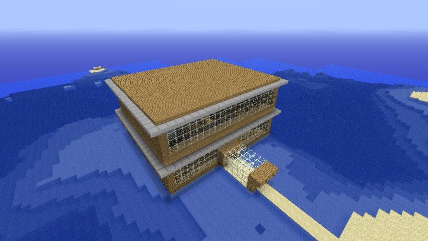 Nice Medium Sized House Minecraft Project