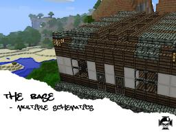 The Base - Multiple Schematics Minecraft Map & Project