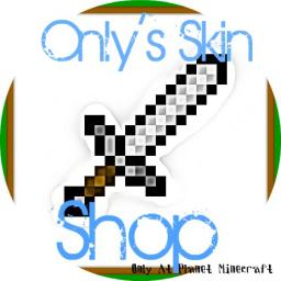 Only's Skin Shop Minecraft Blog