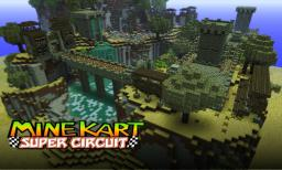 ~ MineKart 1.0  ~ Bowser's Castle 64 Minecraft
