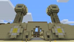 Sandtown Minecraft Map & Project