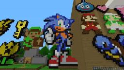 Sonic Minecraft Map & Project