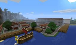 The Roman Empire (Inspired by The City of Romecraft) Minecraft