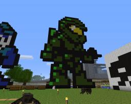 Master Chief Minecraft Map & Project