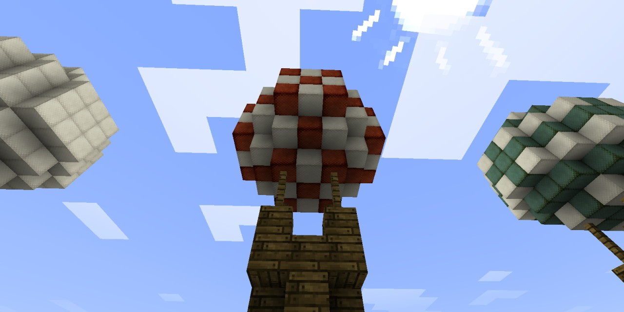 Red Wool Balloon