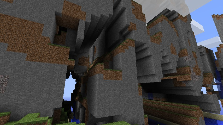 how to get to the farlands in minecraft