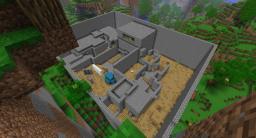 Kino der toten Minecraft Map & Project