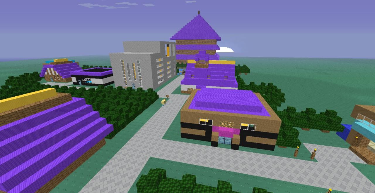 Violet City Overview