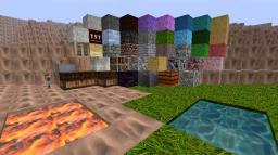 ZorgaCraft V.2 (Minecraft 1.2.5) 64x Minecraft Texture Pack
