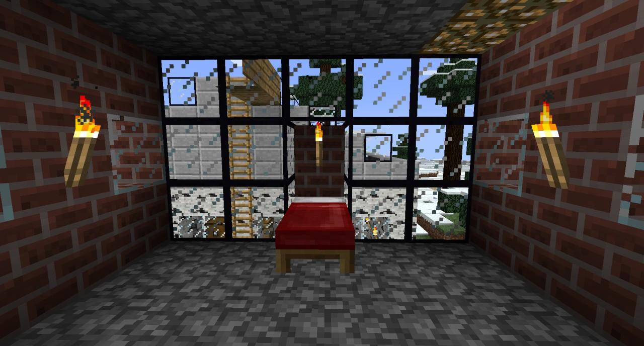 VoidGlass as a one sided window