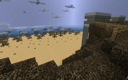 LegitCrafter's Battlefield - D-day Minecraft Map & Project