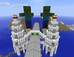 Zombe.net Server - Spawn Point Minecraft Map & Project
