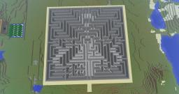 Labyrinth Minecraft Map & Project
